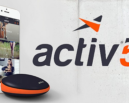 Fitness App that Pairs with a Portable Custom Device
