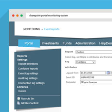 SharePoint Portal Monitoring System